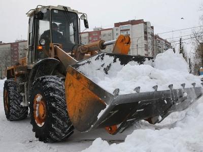 Уборка и вывоз снега в Томске и Севесрке, вывоз снега в Томске.